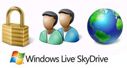 最佳云服务SkyDrive领跑云存储:有木有