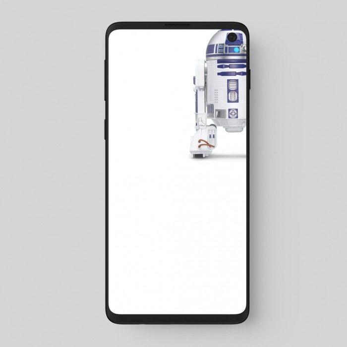"""[下載]這些壁紙可以""""隱藏""""Galaxy S10的打孔前攝 seo優化什么"""