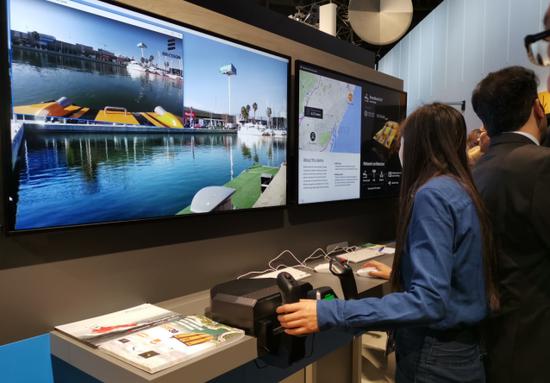 MWC2019:微軟/中興/聯想等展示5G未來應用場景 怎么給公司做網站