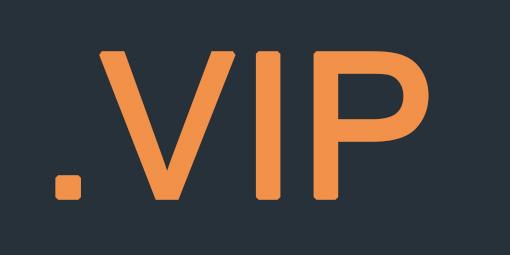 vip域名logo