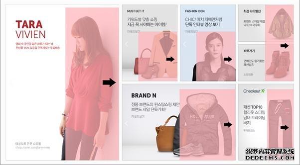 分享国外电商网站的七大时尚设计元素
