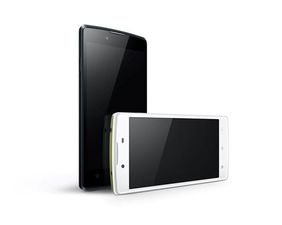 千元时尚智能手机 OPPO R831现仅售1098元
