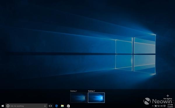 Windows 10预览版10162图赏:全新功能亮相