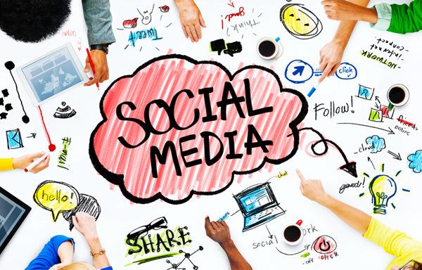 社交媒体 自媒体 创业